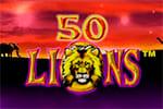 tragamoneda 50 lions